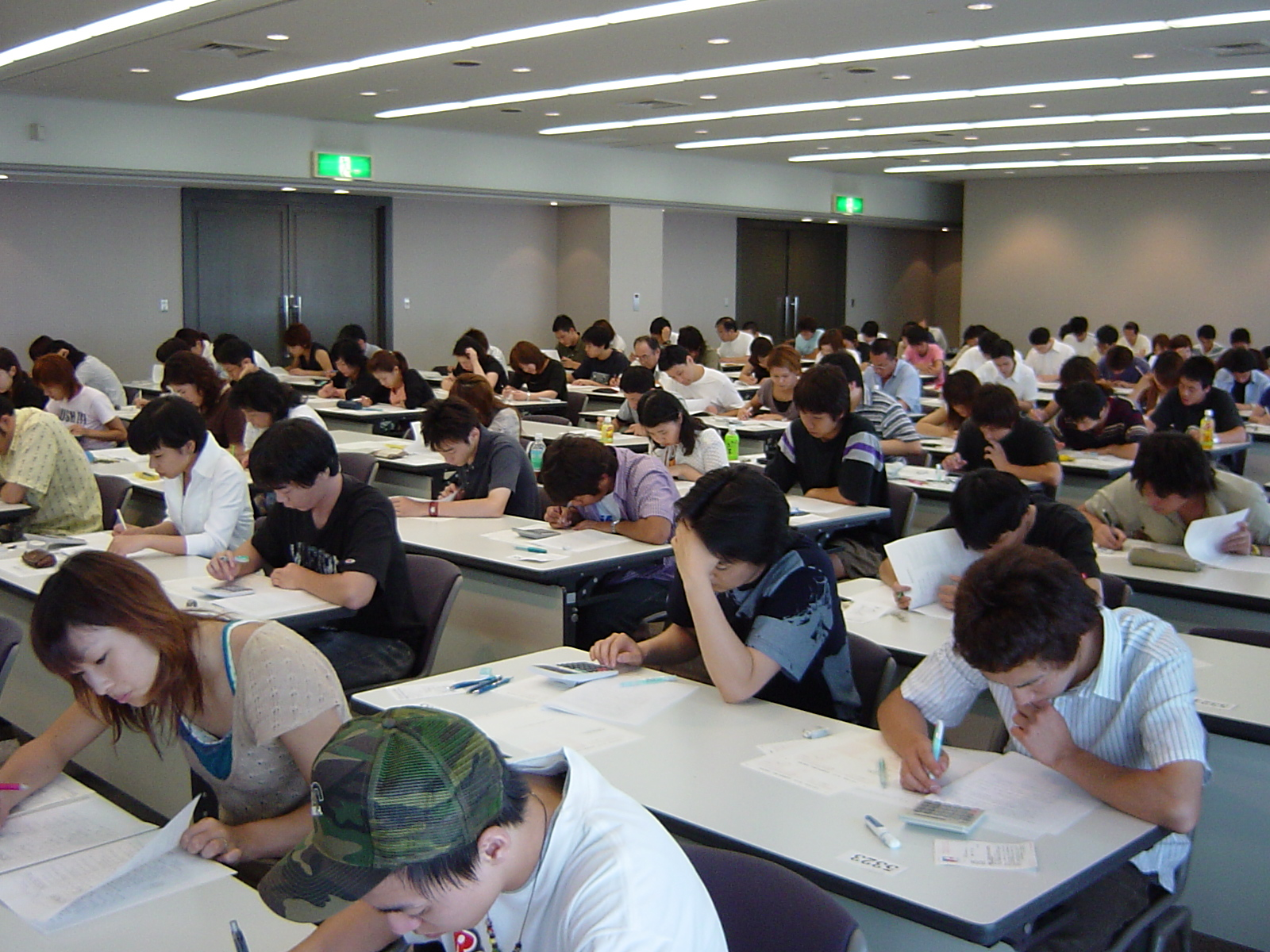 Japanese Language Proficiency Test 2013