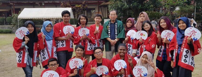 Kemeriahan Natsu Matsuri Bandung Japanese School