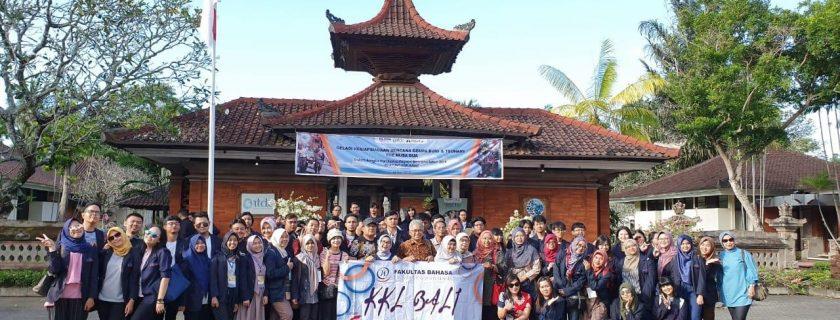 Kunjungan ITDC (Indonesia Tourism Development Cooperation) di Bali